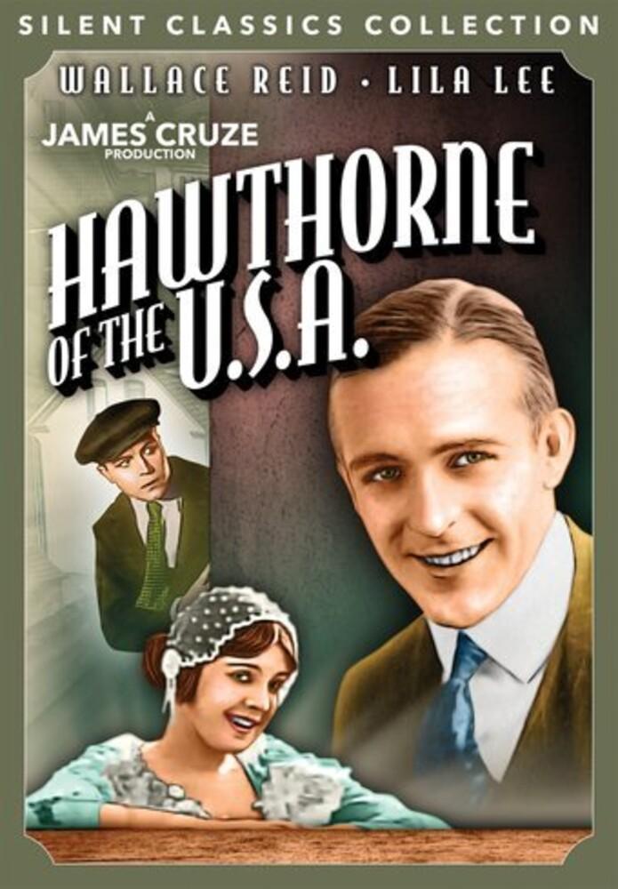 Hawthorne of the U.S.a. - Hawthorne Of The U.S.A. (Silent) / (Mod)