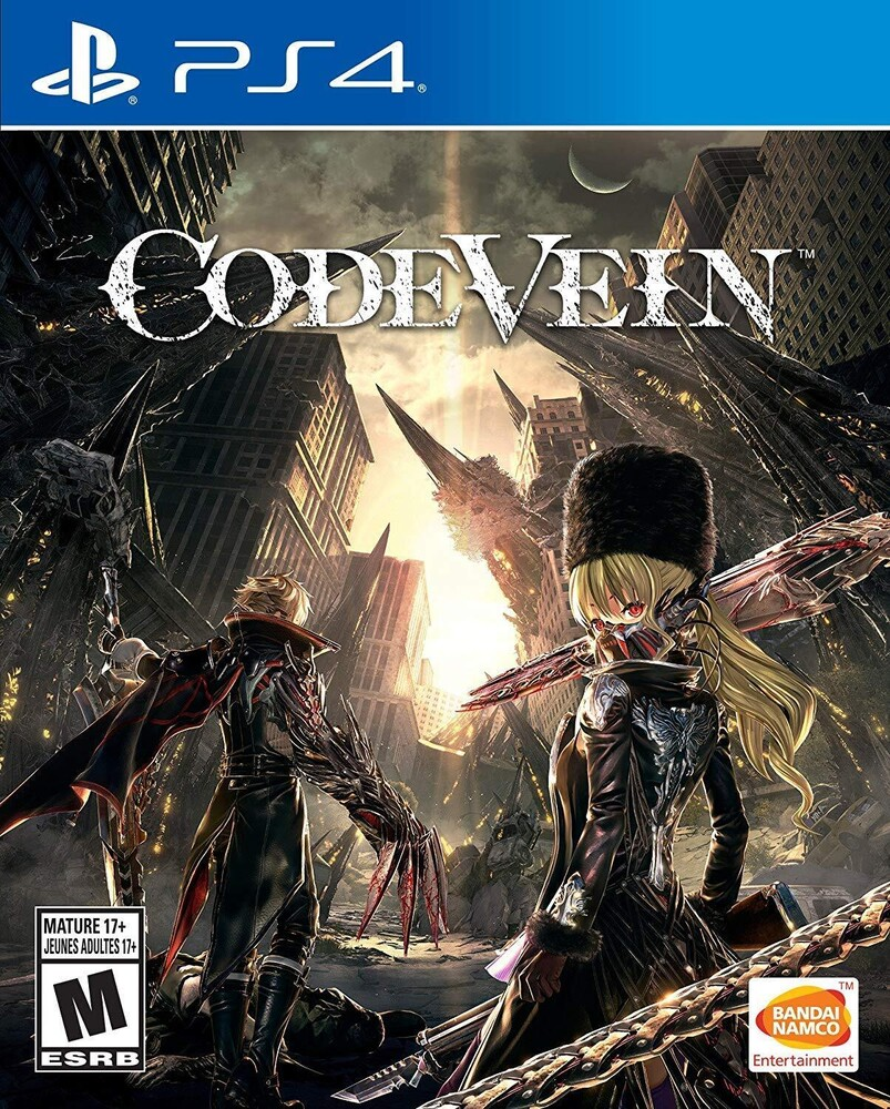 - Code Vein for PlayStation 4
