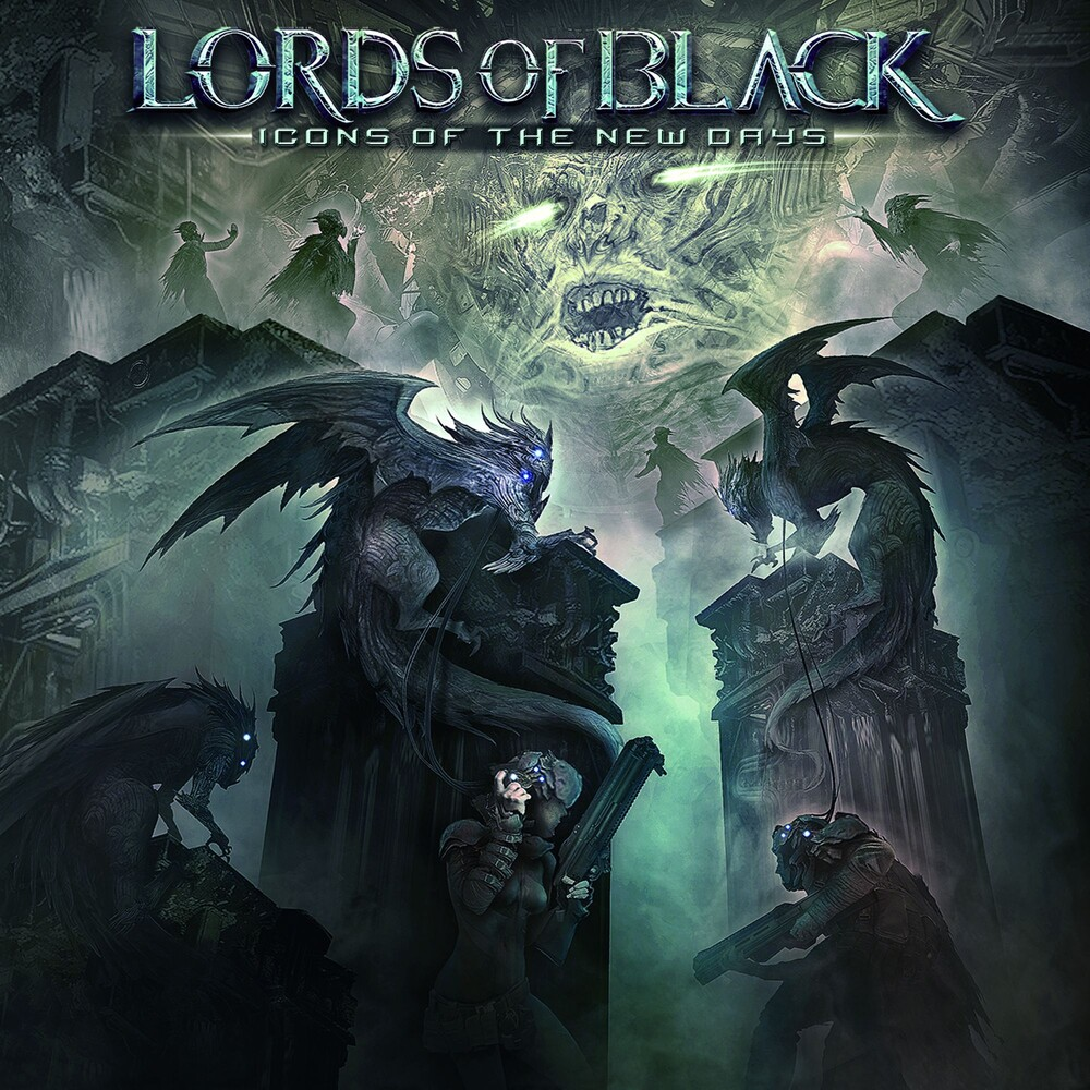 Lords of Black - Icons Of The New Days [Deluxe Edition]