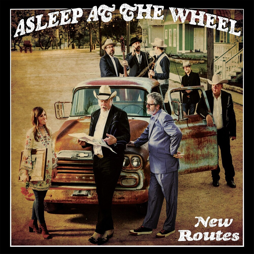 Asleep At The Wheel - New Routes [LP]