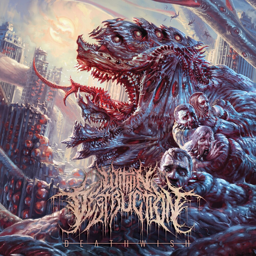Within Destruction - Deathwish [LP]