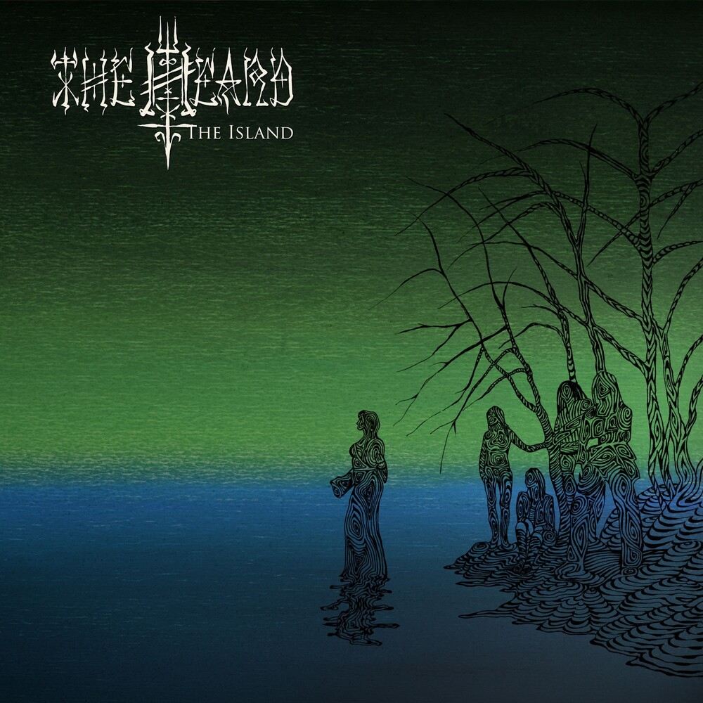 Heard - Island (Blk) [Colored Vinyl] (Grn) (Swe)