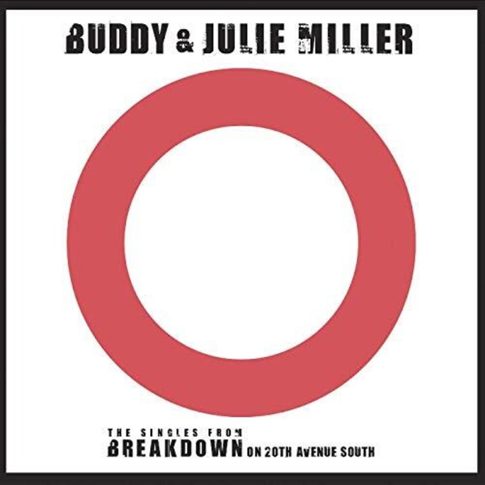 Buddy & Julie Miller - Spittin' On Fire / War Child [Limited Edition Vinyl Single]