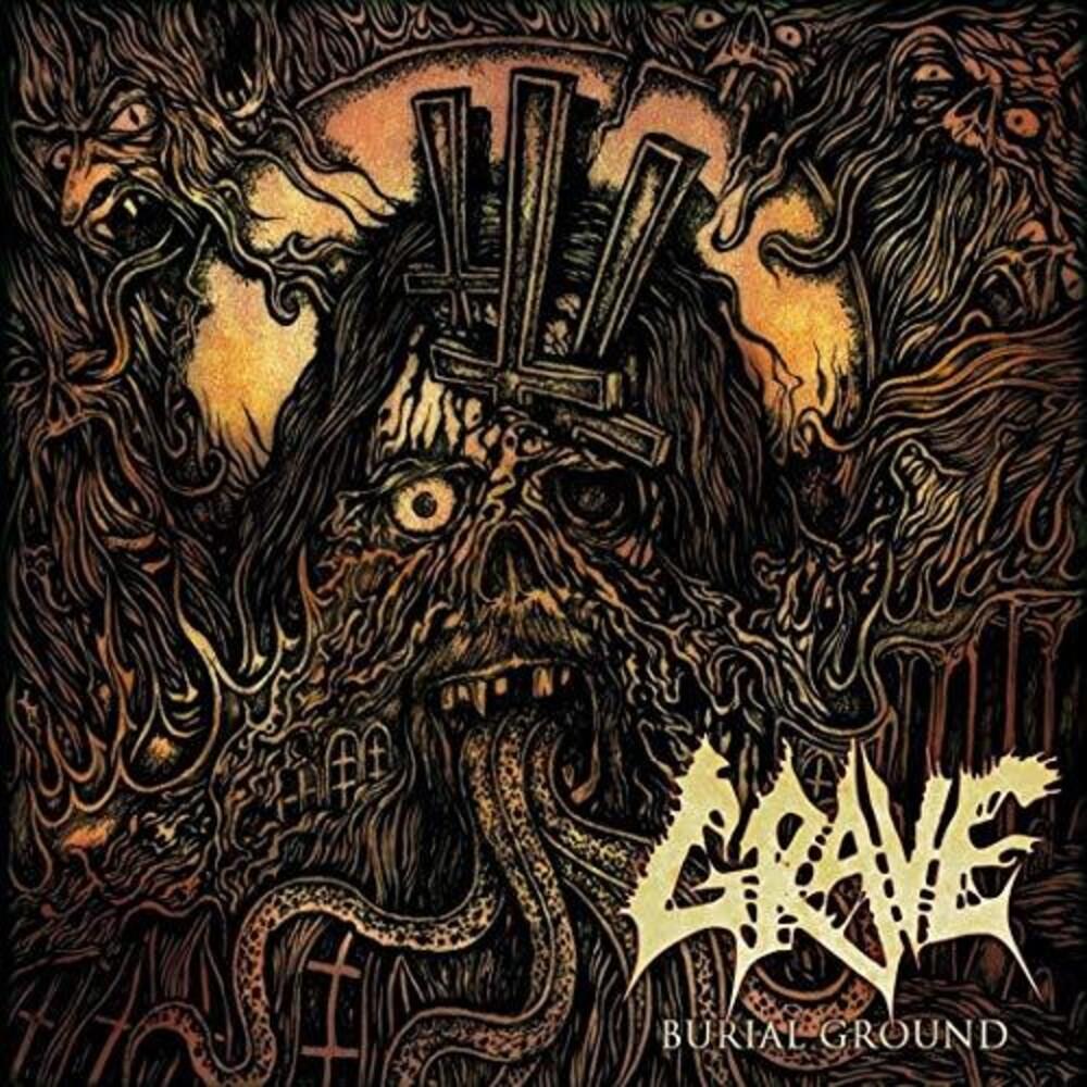 Grave - Dominion Viii (Ger)