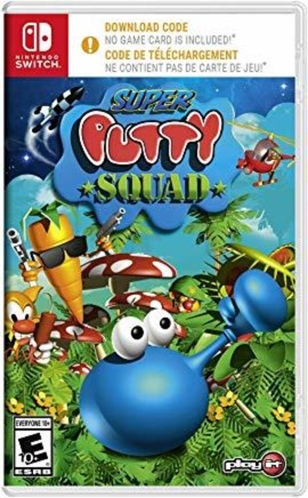 - Super Putty Squad for Nintendo Switch