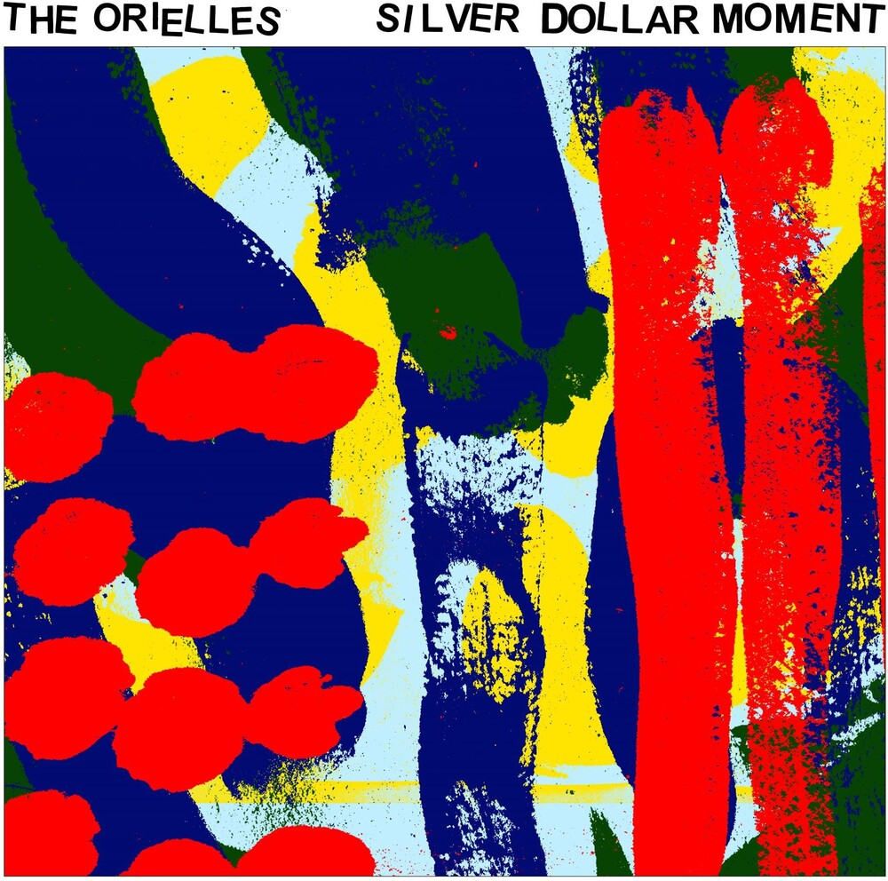The Orielles - Silver Dollar Moment [LP]
