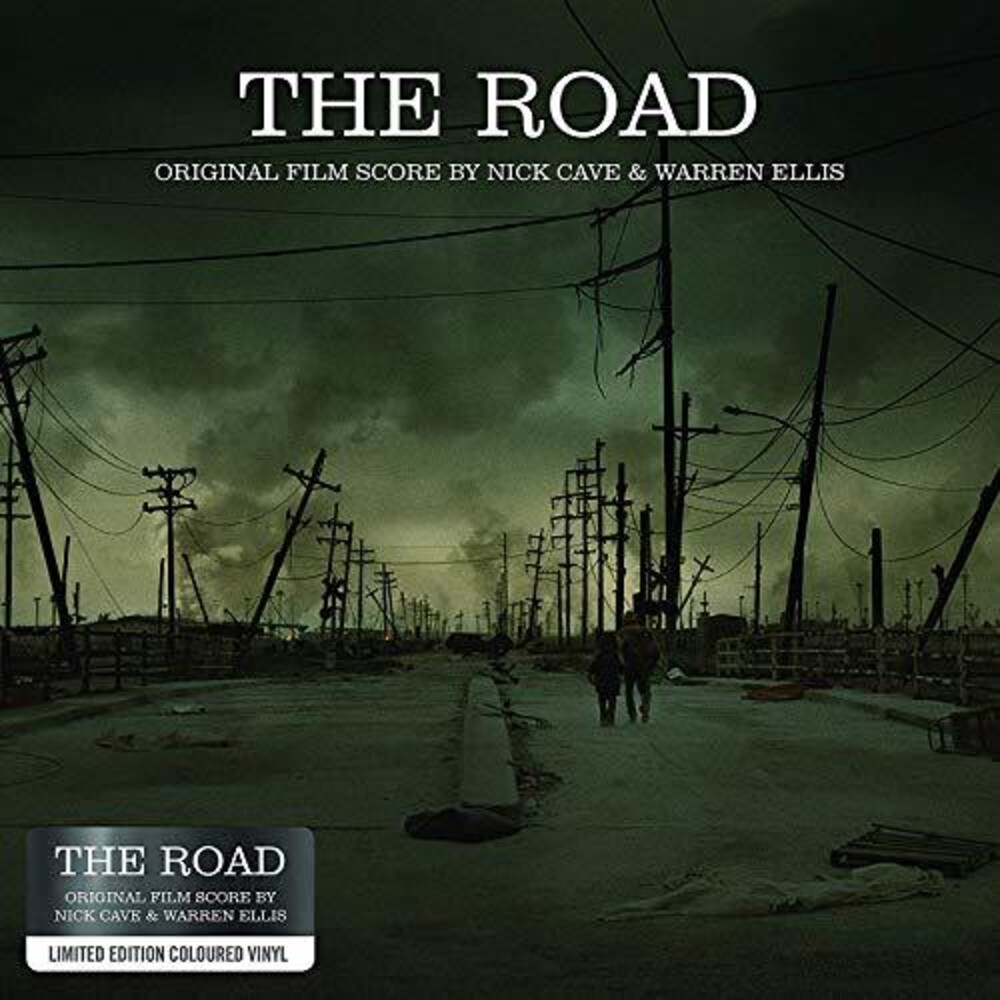 Nick Cave & Warren Ellis - The Road (Original Film Score) [Limited Edition Gray LP]