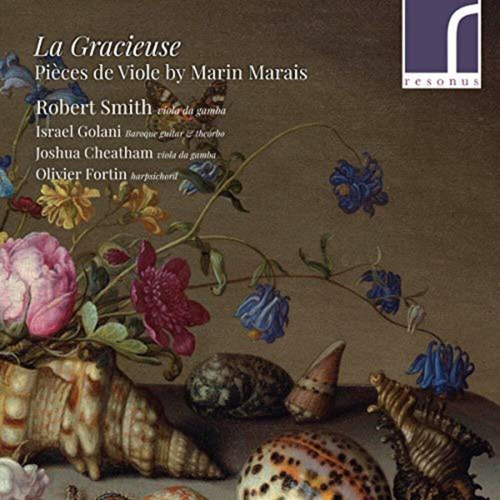 Marais / Smith / Fortin - Gracieuse