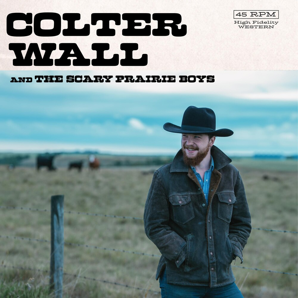 Colter Wall - Colter Wall And The Scary Prairie [Indie Exclusive Limited Edition LP]