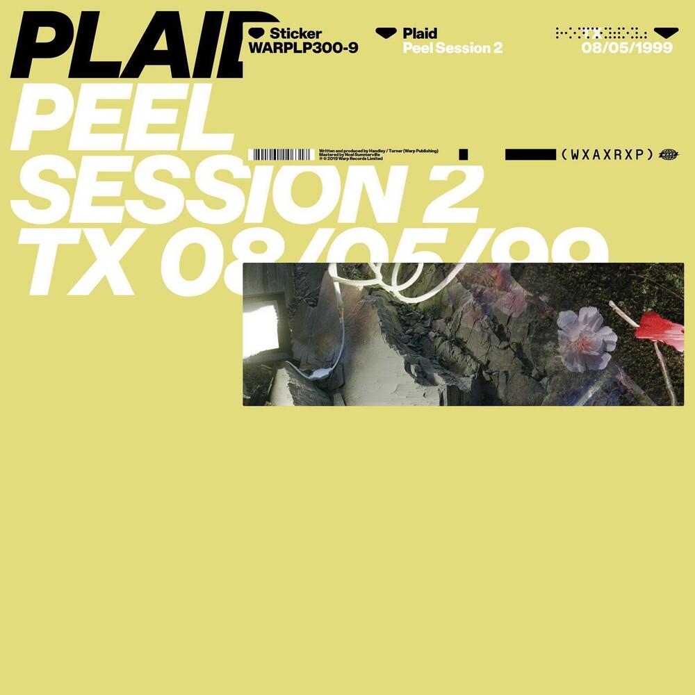 Plaid - Peel Session 2 EP [Vinyl]