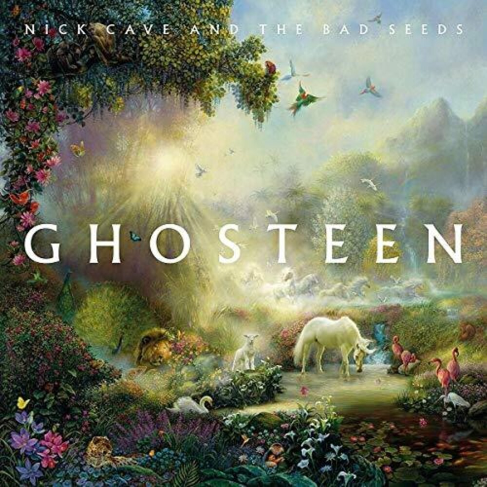 Nick Cave & The Bad Seeds - Ghosteen [2CD]