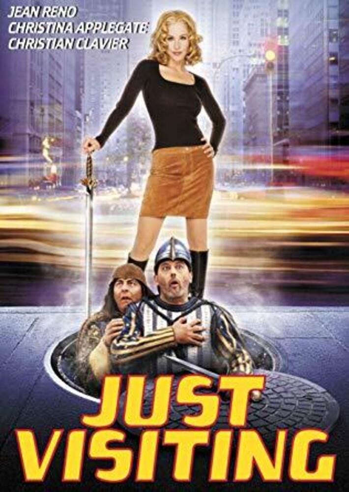 - Just Visiting (2001) / (Spec)