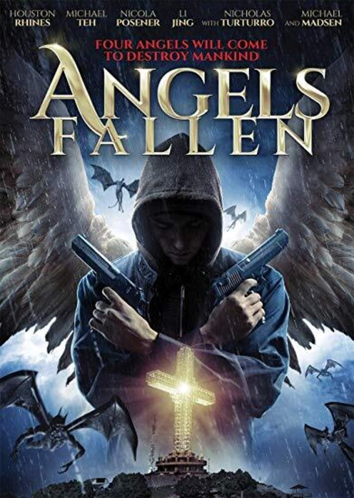 Angels Fallen DVD - Angels Fallen