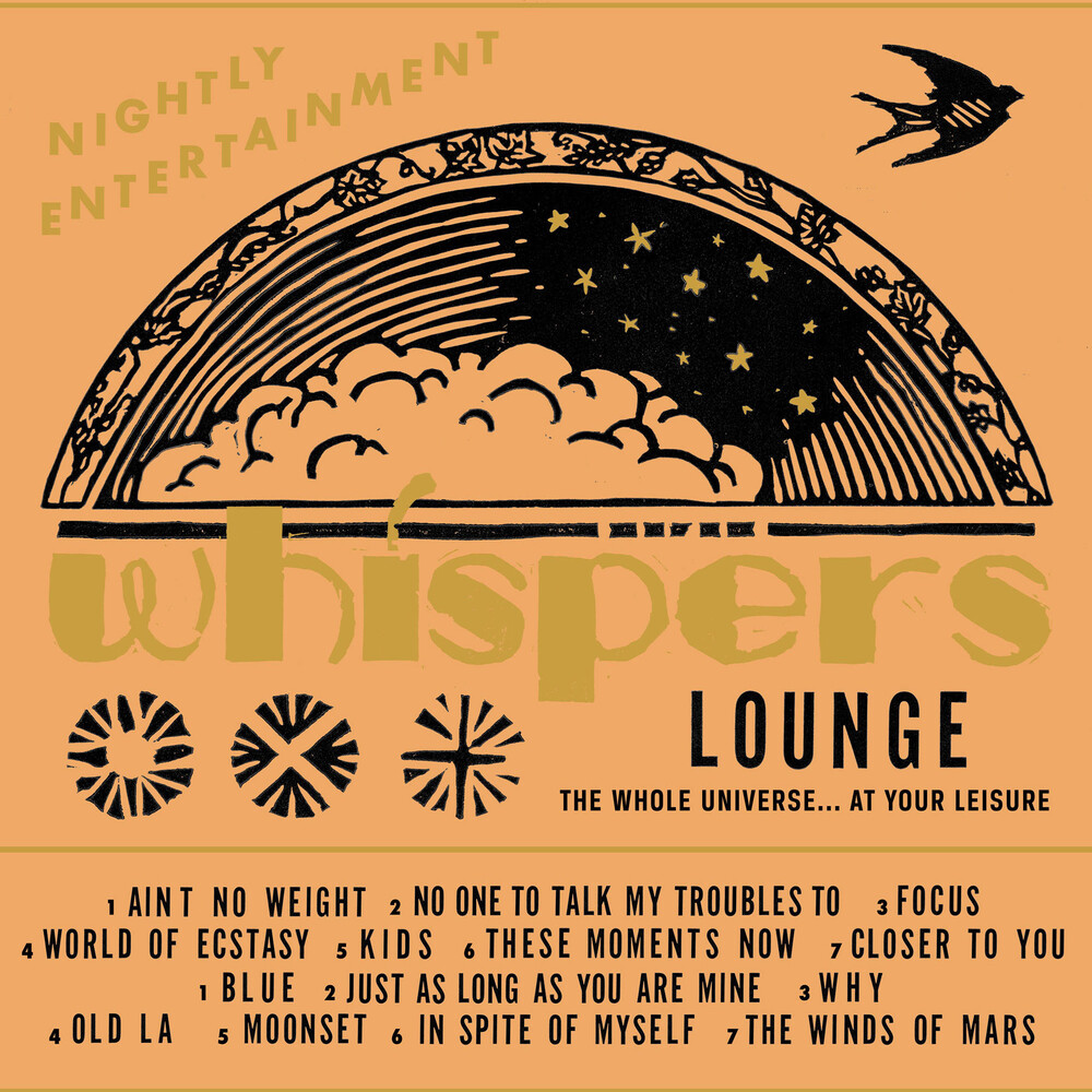 Whispers Lounge Originals / Various - Whispers: Lounge Originals / Various
