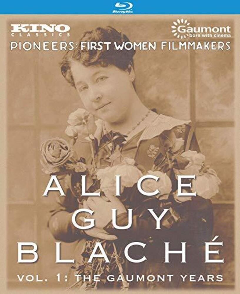 - Alice Guy Blache Volume 1: Gaumont Years (Silent)