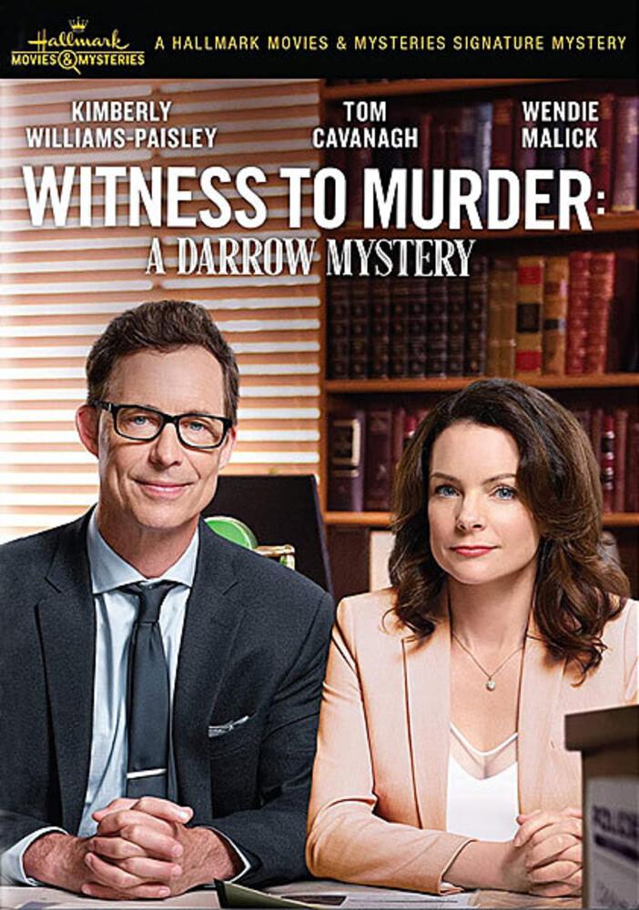 Witness to Murder: A Darrow Mystery DVD - Witness to Murder: A Darrow Mystery