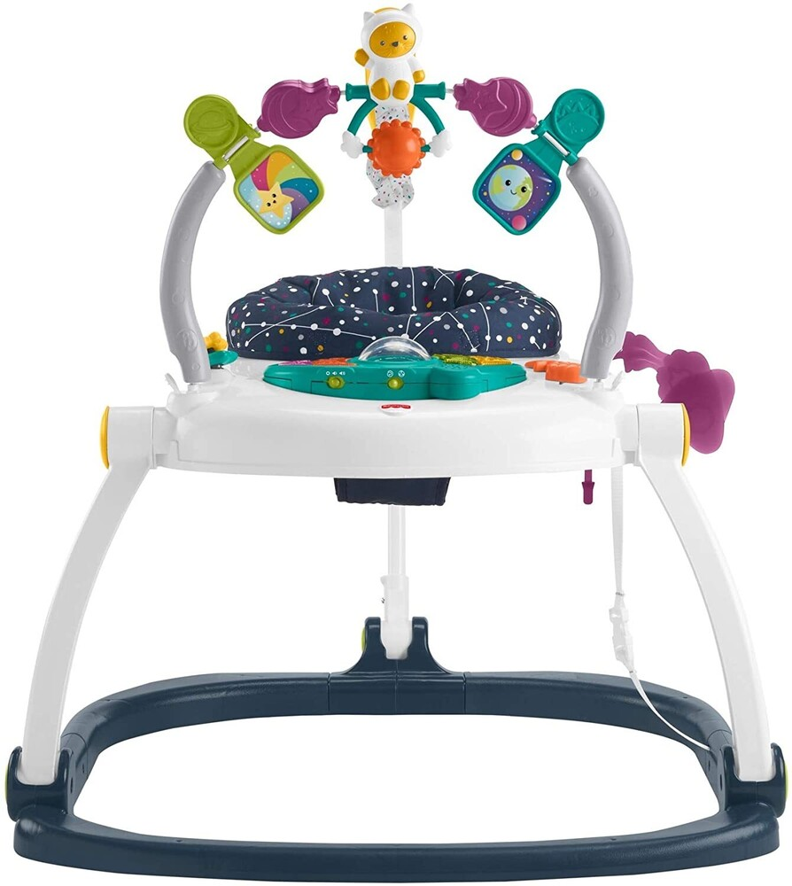 - Fisher Price - Galaxy Spacesaver Jumperoo