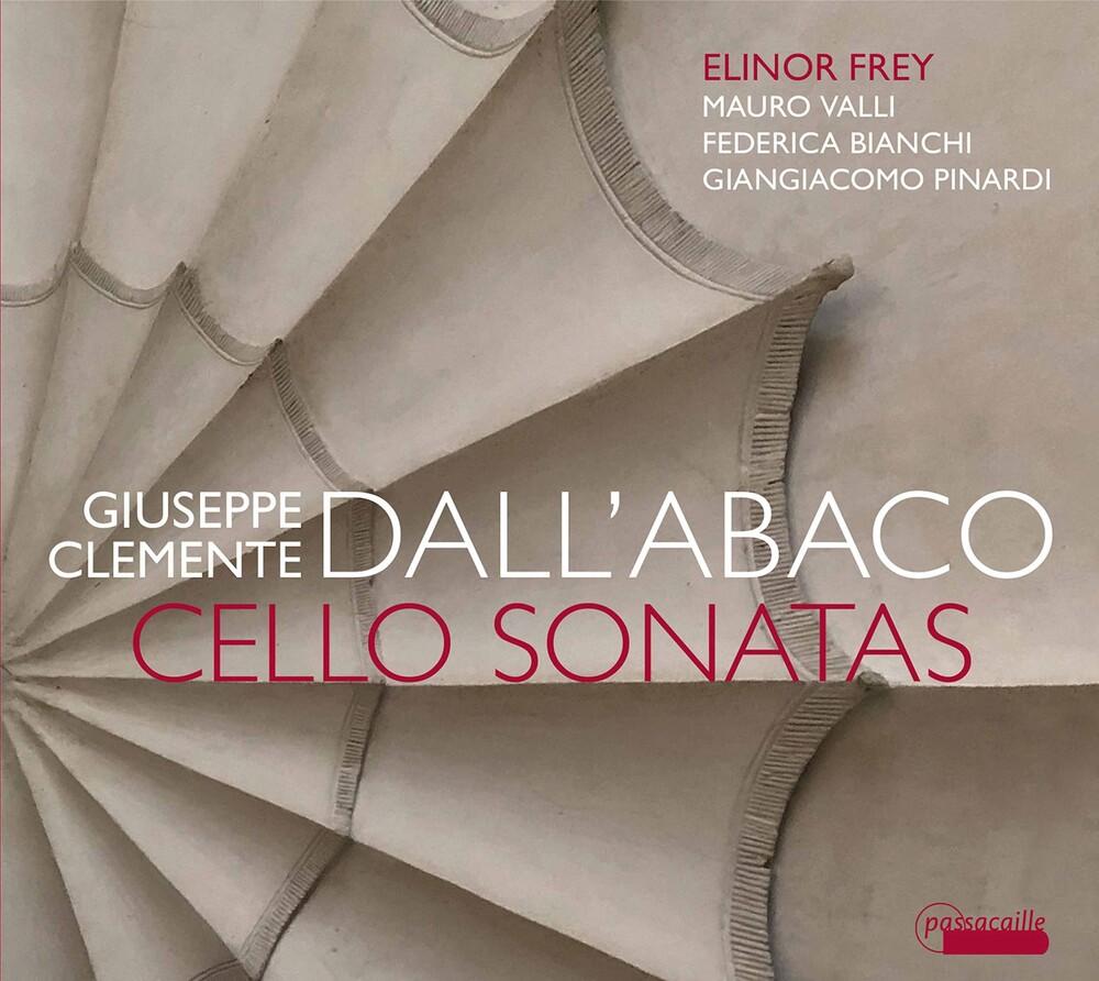 Elinor Frey - Cello Sonatas