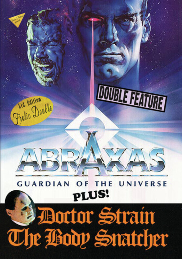 Abraxas Guardian of the Universe / Doctor Strain - Abraxas, Guardian Of The Universe/Doctor Strain The Body Snatcher