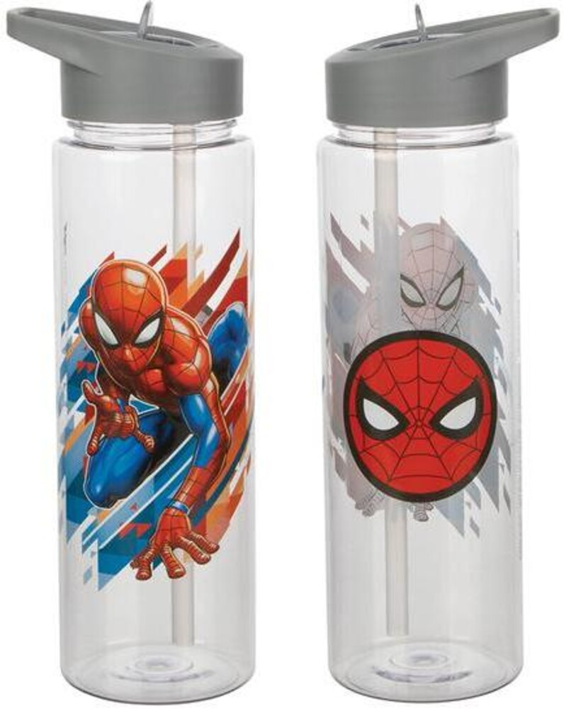 Marvel Spider-Man 24 Oz. Tritan Water Bottle - Marvel Spider-Man 24 Oz. Tritan Water Bottle