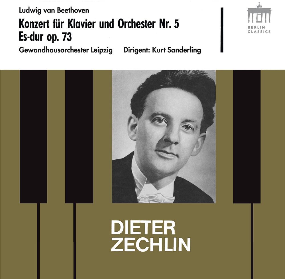 Beethoven / Zechlin / Sanderling - Konzert Klavier Und Orchester
