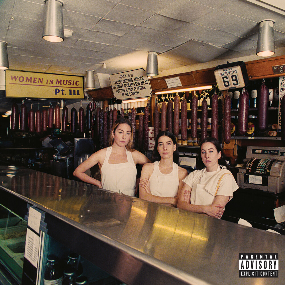 HAIM - Women In Music Pt. III [2LP]