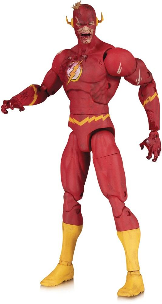 - DC Collectibles - DC Essentials DCeased Flash Action Figure