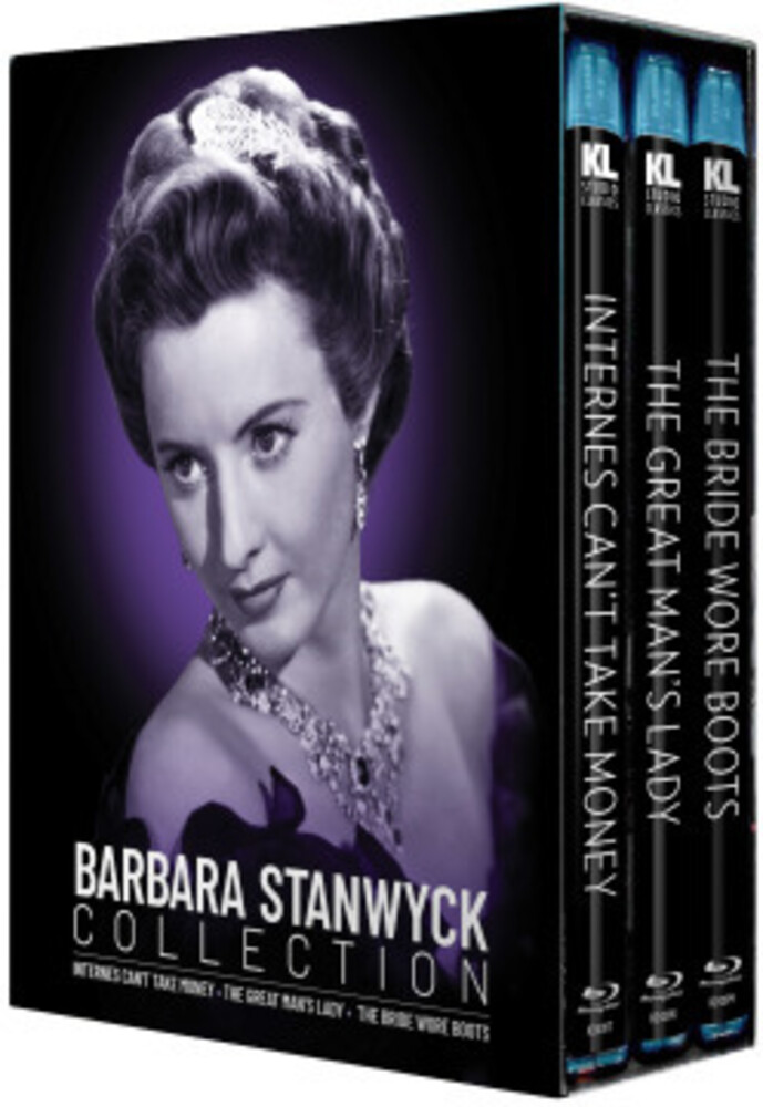 - Barbara Stanwyck Collection
