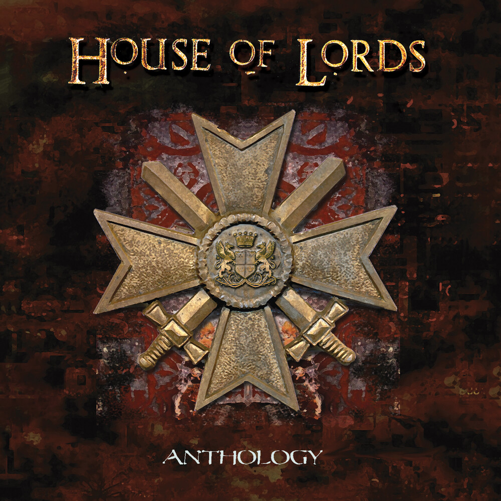 House Of Lords - Anthology [Limited Edition Gold LP]