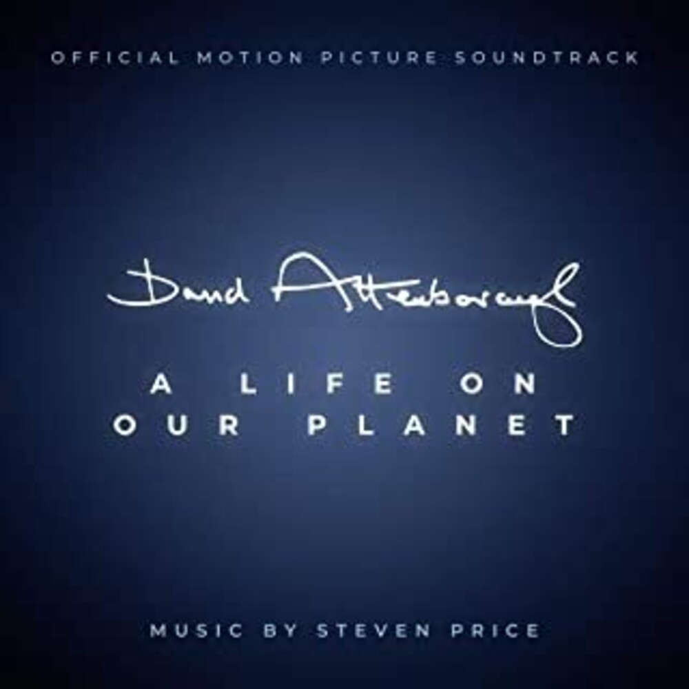 Steven Price Can - David Attenborough: A Life On Our Planet (Original Soundtrack)