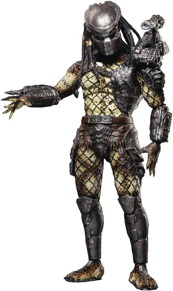 Hiya Toys - Hiya Toys - Predators Armored Crucified Predator PX 1/18 Scale Figure