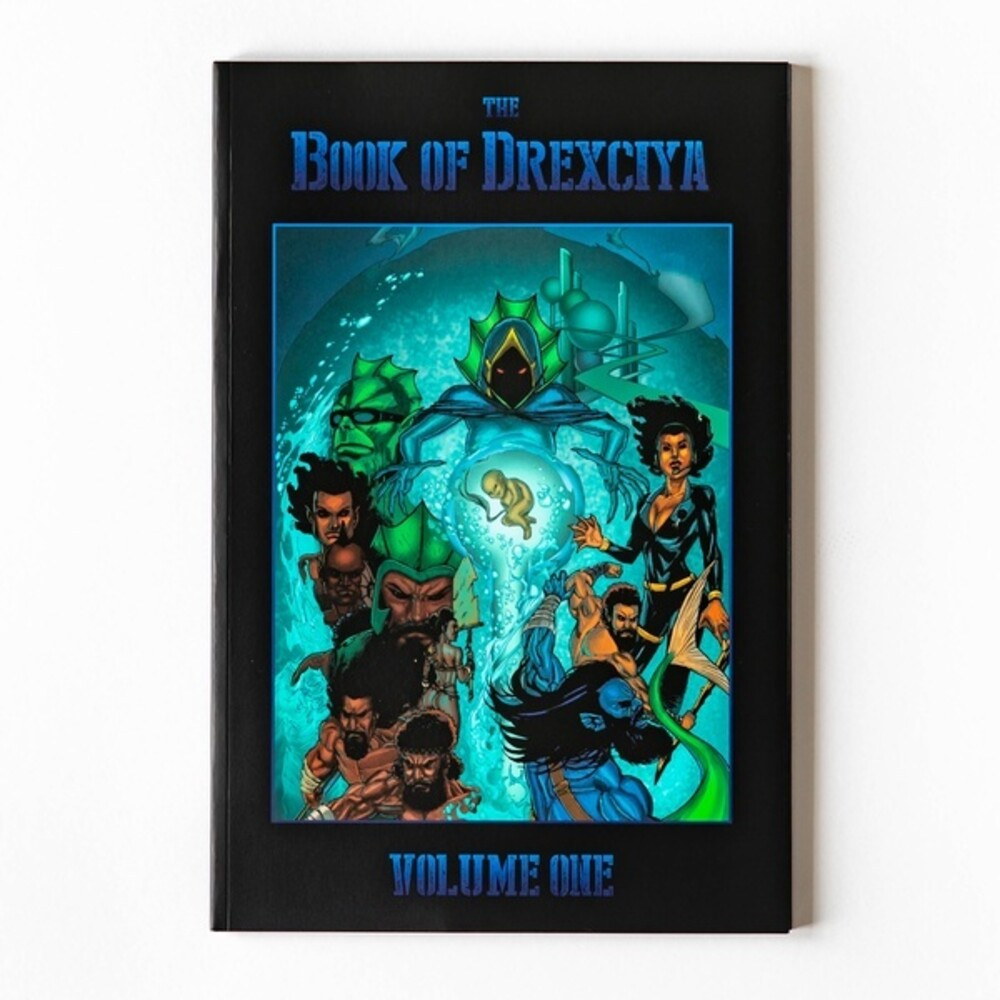 Haqq, Abdul Qadim - Book Of Drexciya Volume 1