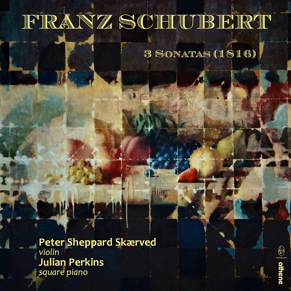 Peter Sheppard Skærved - 3 Sonatas (1816)