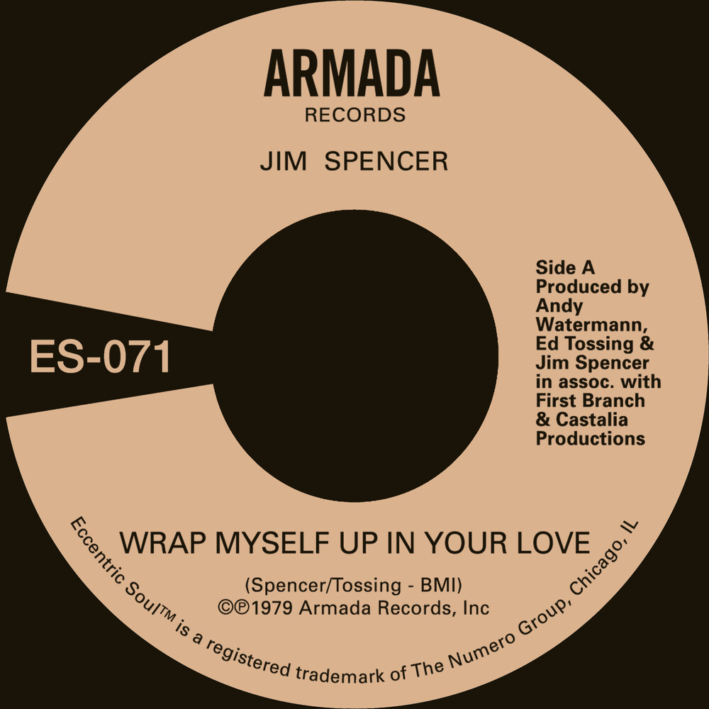 Jim Spencer / Jaree,Angie / Titus,Marshall - Wrap Myself Up In Your Love