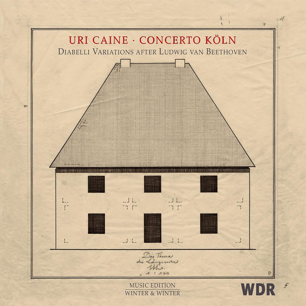 Beethoven / Caine / Concerto Koln - Diabelli Variations