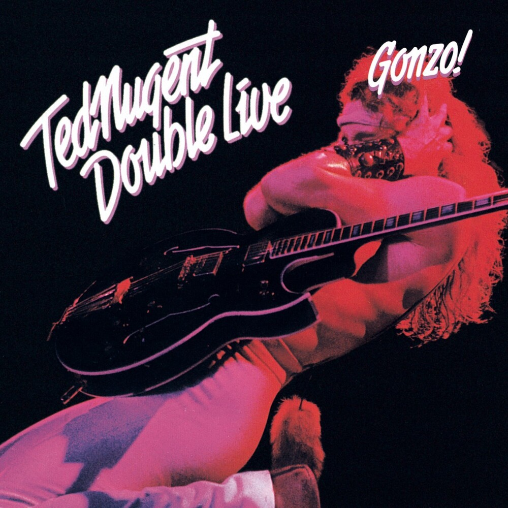 Ted Nugent - Double Live Gonzo (Colv) (Ltd) (Wht) (Hol)