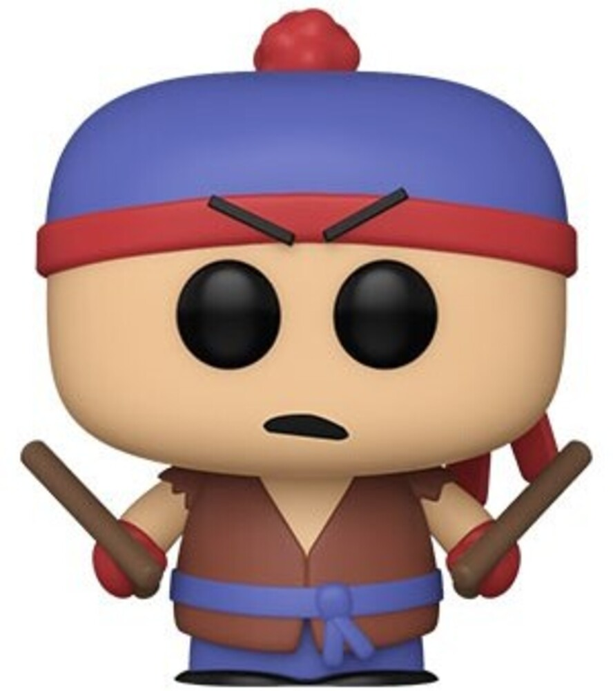 - FUNKO POP! ANIMATION: South Park- Shadow Hachi Stan