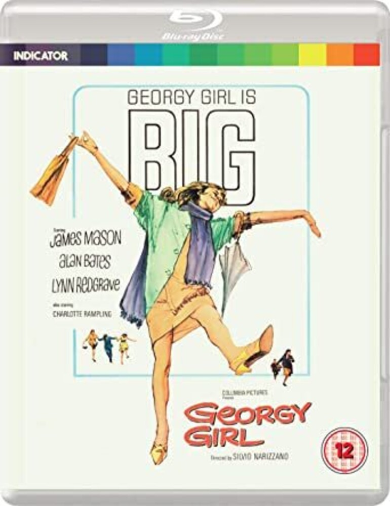 Rachel Kempson - Georgy Girl (Standard Edition) / (Uk)