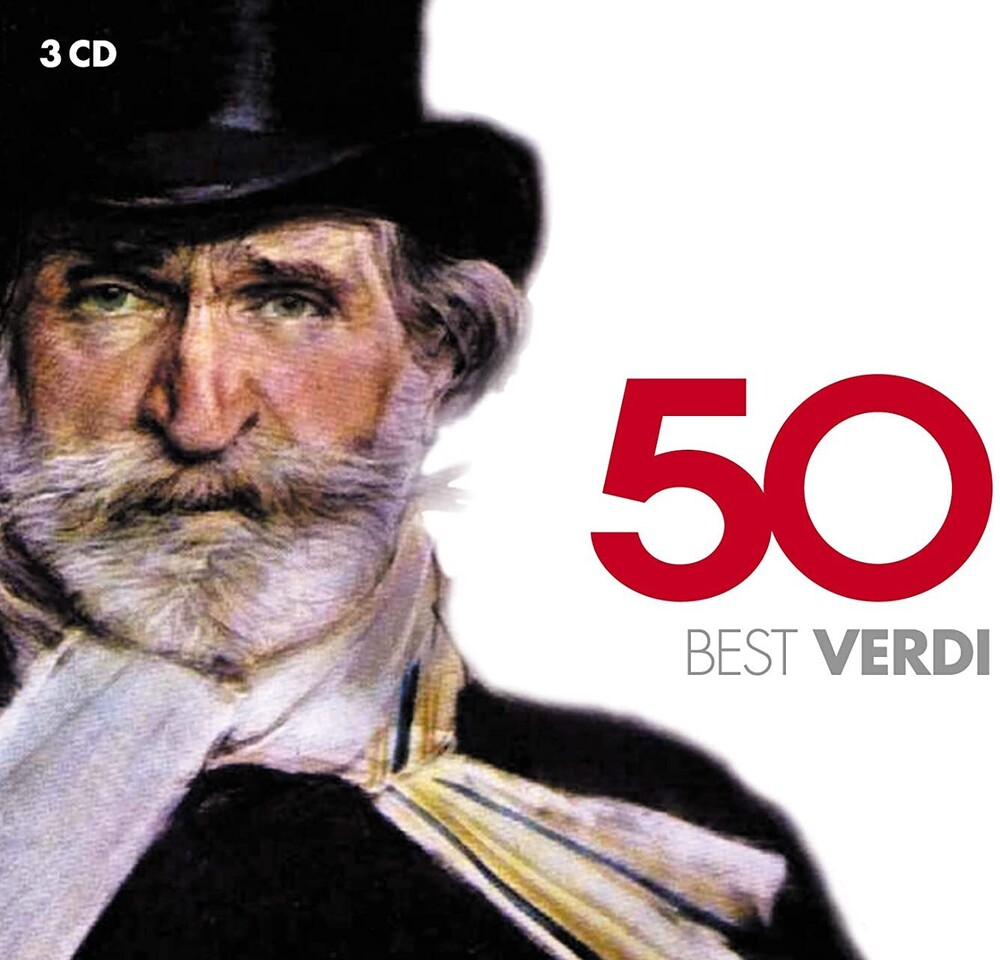 50 Best Verdi - 50 Best Verdi