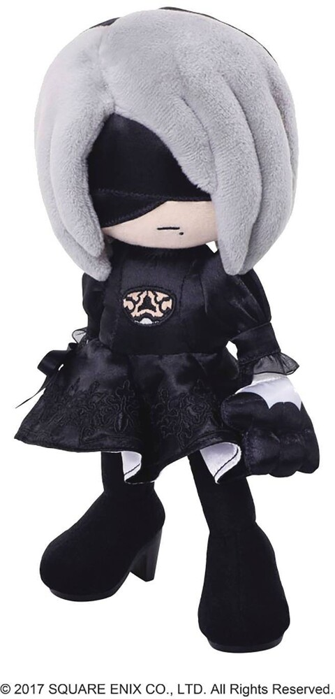 Square Enix - Square Enix - Nier Automata Yorha No 2 Type B Plush Action Doll