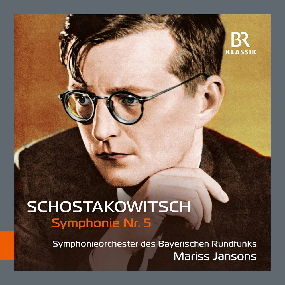 Bavarian Radio Symphony Orchestra - Symphonie 5