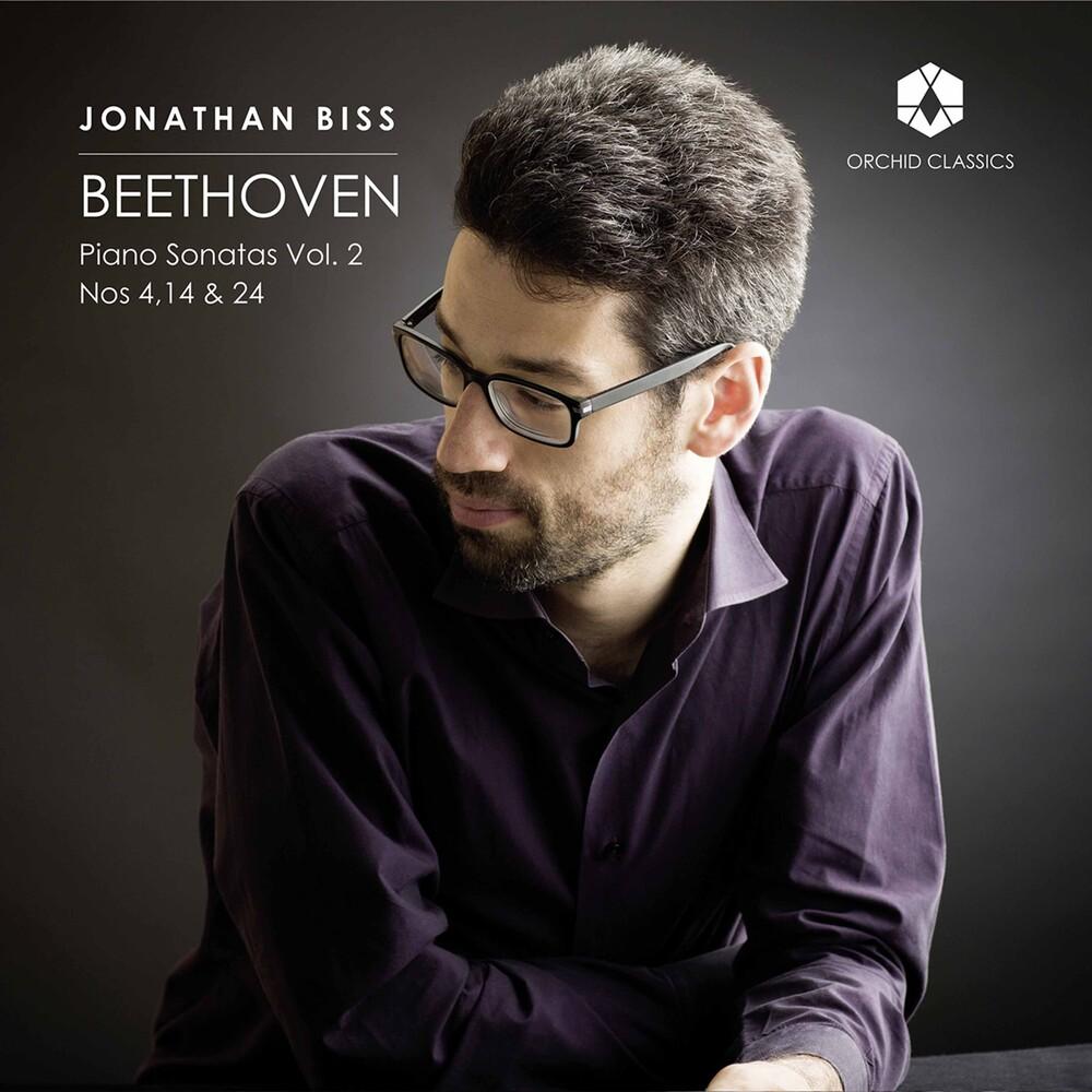 Jonathan Biss - Piano Sonatas 2