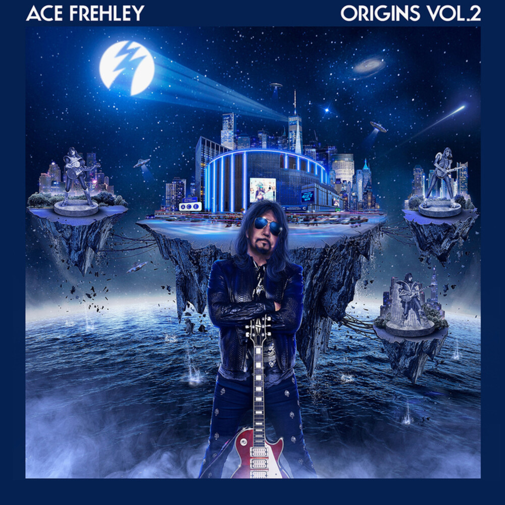 Ace Frehley - Origins, Vol. 2 [Blue & White 2LP]