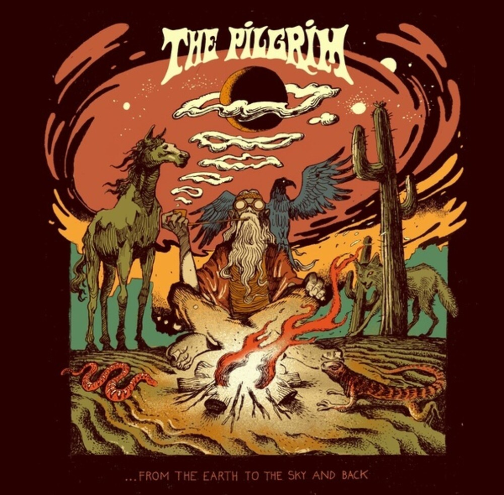 Pilgrim - From The Earth To The Sky & Back (Blk) [Colored Vinyl]