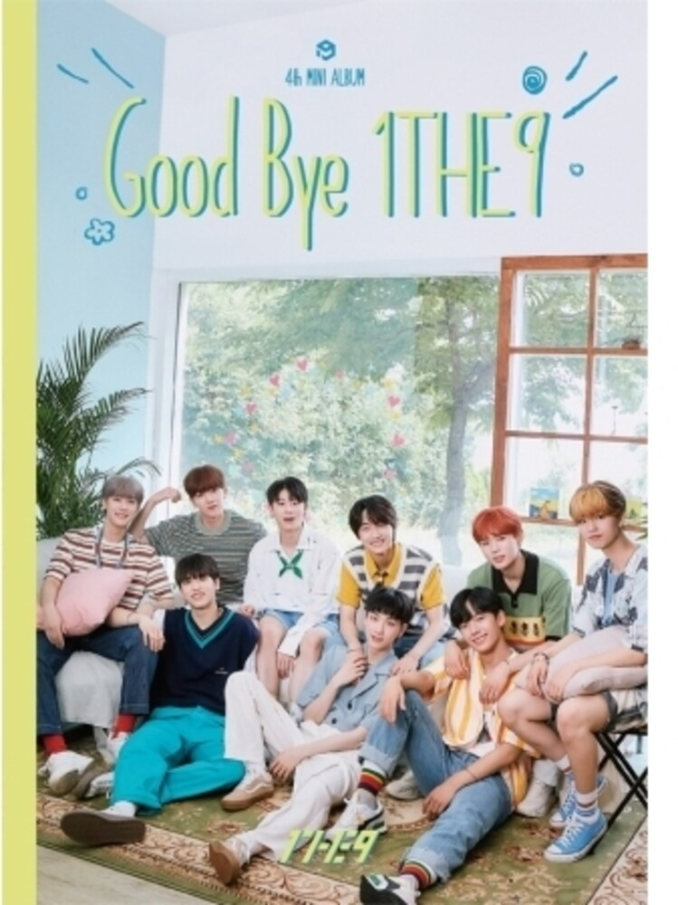 1the9 - Goodbye 1the9 (Asia)