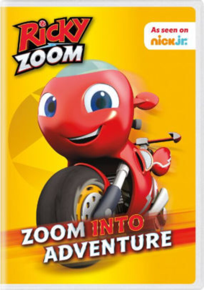 Ricky Zoom: Zoom Into Adventure - Ricky Zoom: Zoom Into Adventure