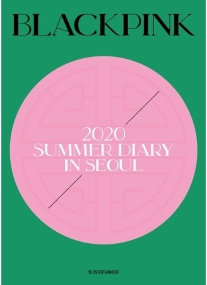 - 2020 Blackpink's Summer Diary In Seoul Dvd