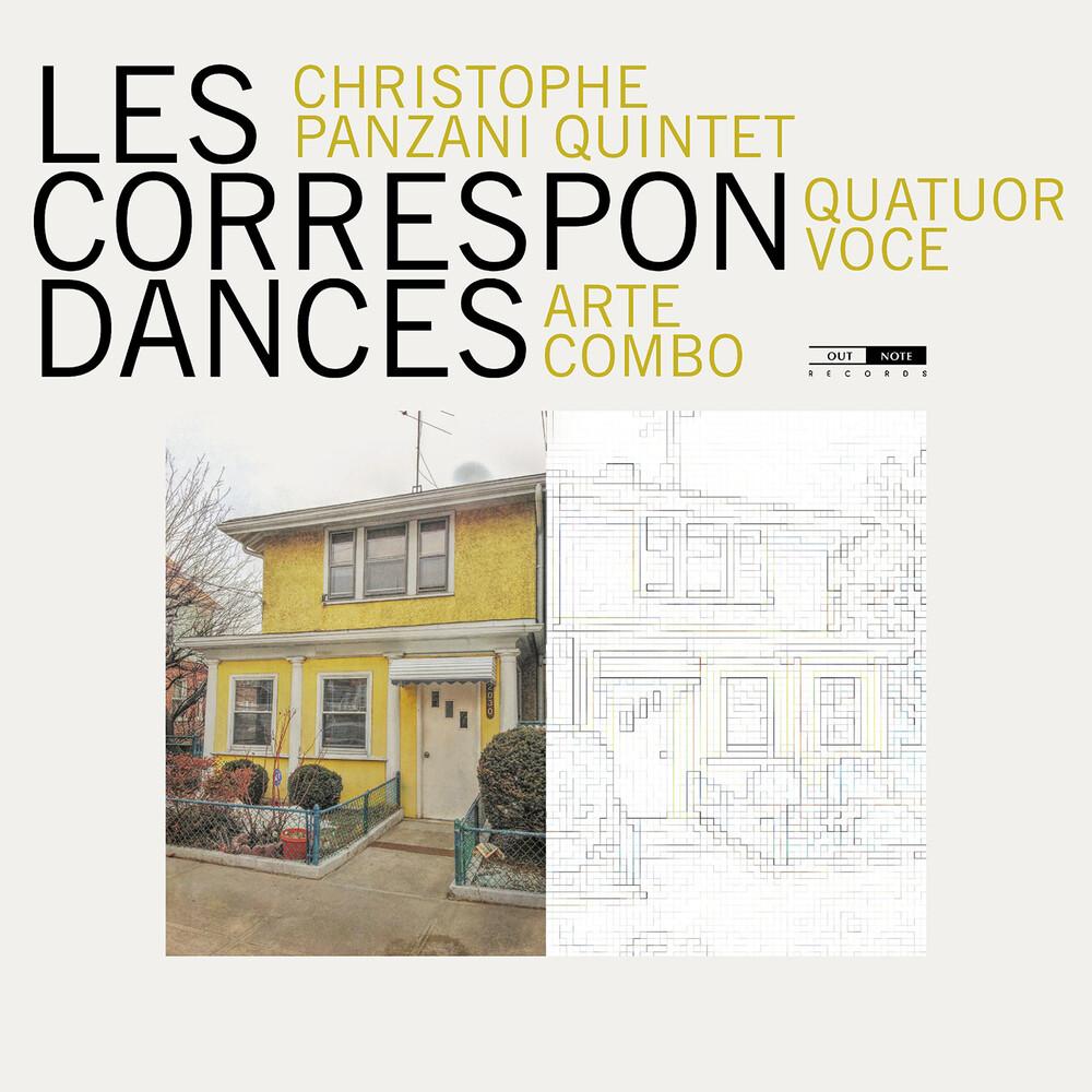 Panzani / Quatuor Voce / Arte Combo - Les Correspondances