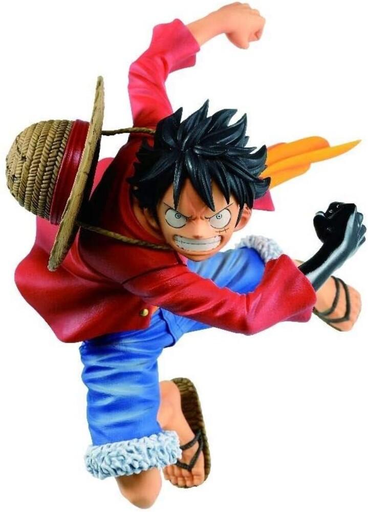 Tamashi Nations - Tamashi Nations - One Piece - Monkey.D.Luffy (Dynamism of Ha), BandaiIchibansho Figure
