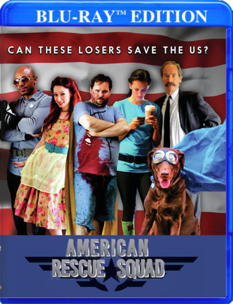 - American Rescue Squad / (Mod)